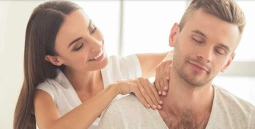 Relaxační masáž photo review